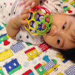 【買ってよかった!ママのお気に入りグッズ3】第1回赤ちゃんご機嫌おもちゃ