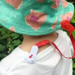 【特集|100均プチプラ育児便利グッズ 帽子クリップ】ママの数だけ使い方がある!