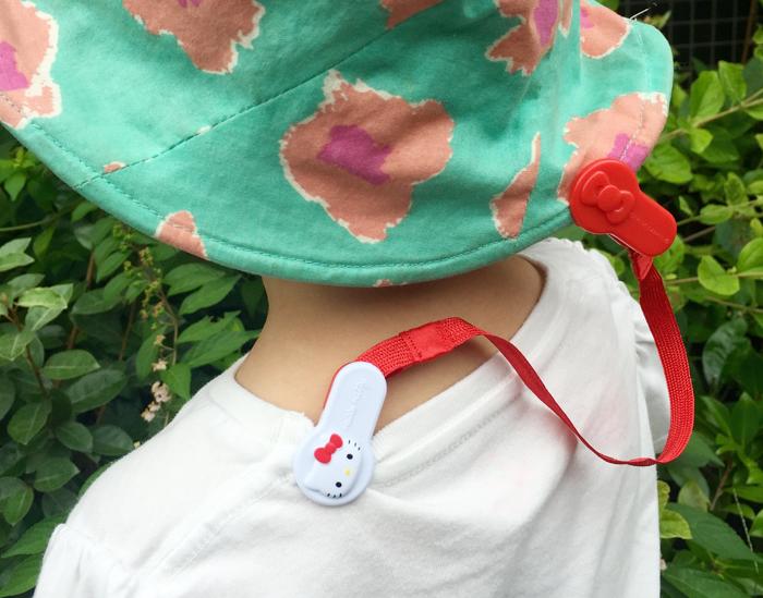 「【特集|100均プチプラ育児便利グッズ 帽子クリップ】ママの数だけ使い方がある!」のアイキャッチ画像