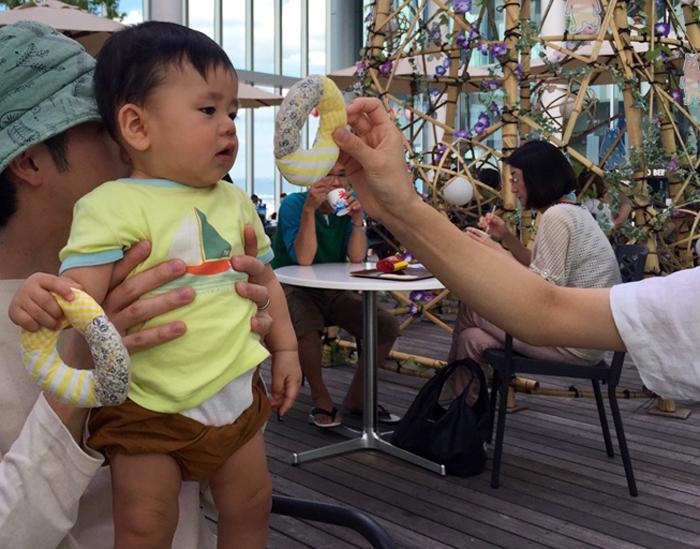 「【買ってよかった!ママのお気に入りグッズ3】第3回:お気に入りはママの手作りおもちゃ」のアイキャッチ画像