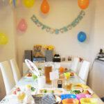 【100均アイテムで子どもの誕生日を祝おう!】誕生日パーティが盛り上がる手作りアイテム