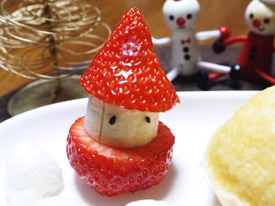 クリスマス イチゴなサンタさん-1