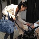 【特集|仕事、育児に大活躍】機能美のストークサック 2WAYマザーズバッグ