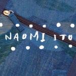 【NAOMIITO】テキスタイルデザインが魅力!ナオミイトウ 2wayマザーズリュック|超軽量・機能的なポケット付き|mamae(ママエ)