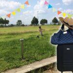 【特集 GWでの旅行や帰省で使えるママバッグ】おすすめバッグとのコーデ3選!