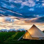 【GRAX京都・るり渓|話題のおでかけスポット情報】贅沢なキャンプ!グランピングが京都に登場!イルミネーション情報追加!