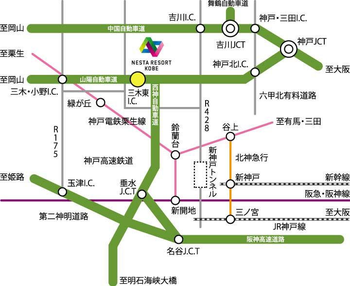 ネスタリゾート神戸27