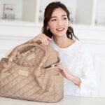 【特集|バッグインバッグ・ショルダーの2WAYで使えるマザーズバッグ】貴重品収納・外出先でのお世話は2個持ちが便利!|mamae(ママエ)