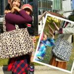【特集|海外セレブに大人気!NY発マザーズバッグ】トゥエルヴリトルの2WAYバッグは収納力と機能性で2人目ママも大満足!