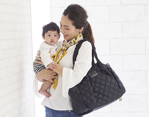 「マザーズバッグって必要なの? 比べてわかる!ママバッグだけのうれしい5つのメリット mamae(ママエ)」のアイキャッチ画像
