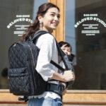 【商品リニューアル情報】マザーズリュックCindyが縫製の強度と使いやすさをリニューアル!|mamae(ママエ)