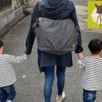 【レッシグ】双子用マザーズバッグ登場!|双子の荷物の中身を大公開♪|多機能&大容量を徹底検証 |mamae(ママエ)