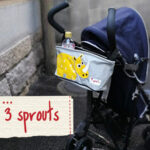 【スリースプラウツ】かわいくって便利!収納増!赤ちゃんも喜ぶベビーカーポーチの使い心地は?|mamae(ママエ)
