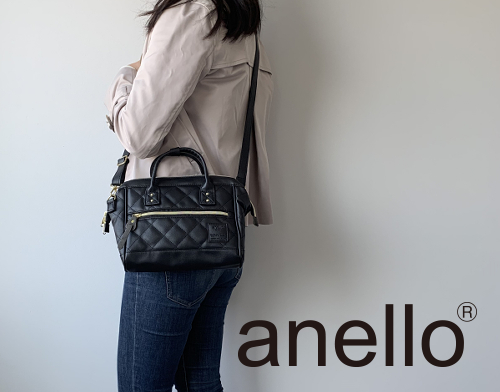 「【アネロ】トレンドのミニショルダー!キルティングレザーの上品デザインがプチプラで!|mamae(ママエ)」のアイキャッチ画像