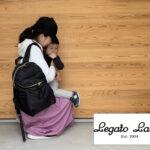 【レガートラルゴ(Legato Largo)】リュックで通勤したいワーママにおすすめ!高密度ナイロン10ポケットリュック」を紹介!|mamae(ママエ)