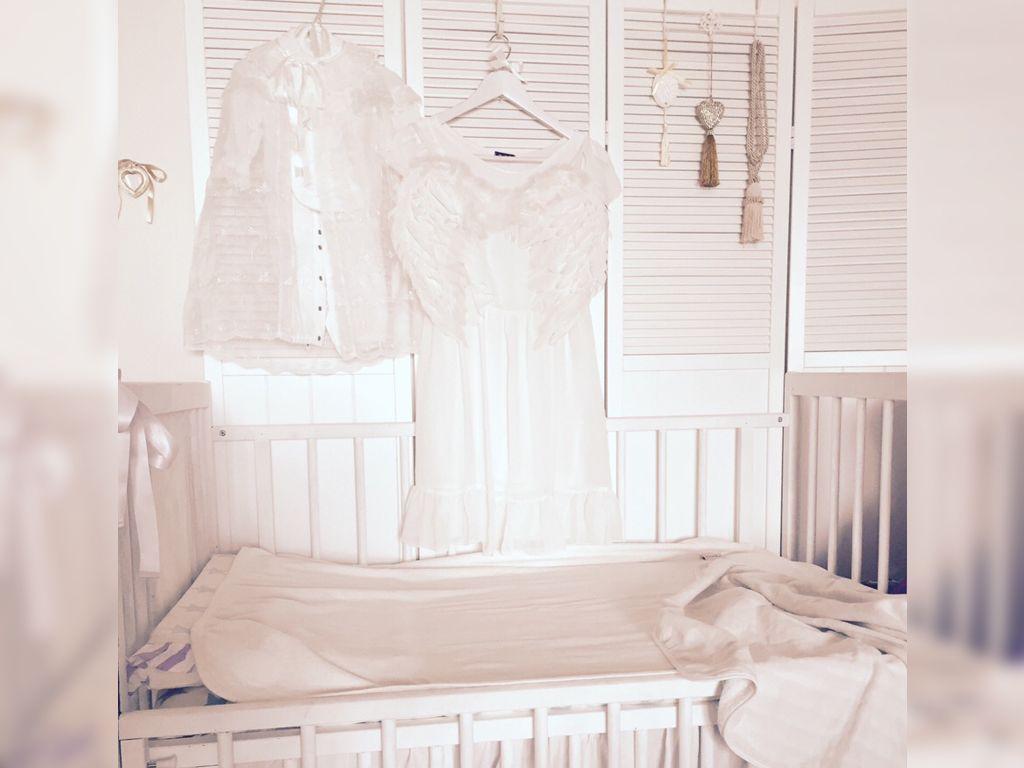 「【出産準備リスト】ベビー用品・ママ用品は買う?借りる?|レンタルのメリット・デメリット|mamae(ママエ)」のアイキャッチ画像