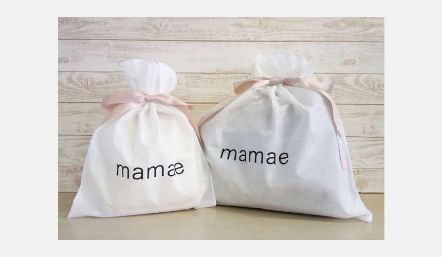 mamaeラッピング袋